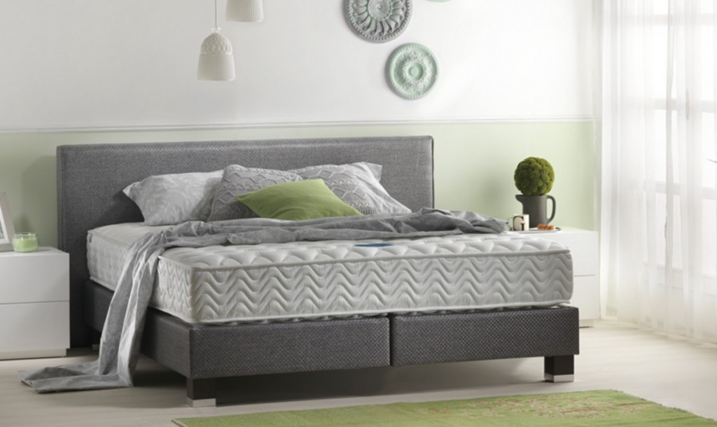 King Koil bed VIKING