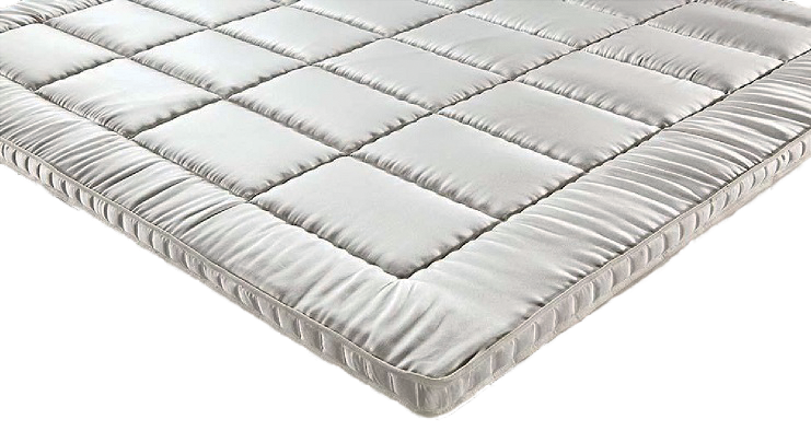 Topper with natural latex (160x200 cm)