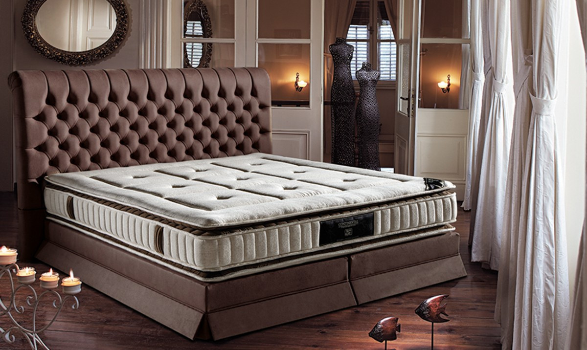 King koil bed chateau royal comfort s r o for Chateau beds