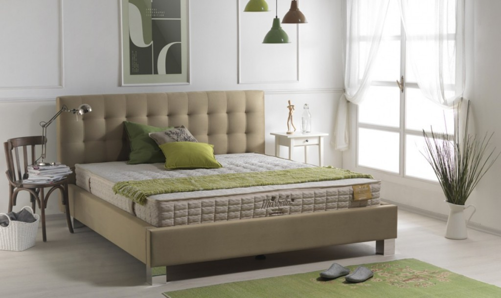 King Koil bed A&G