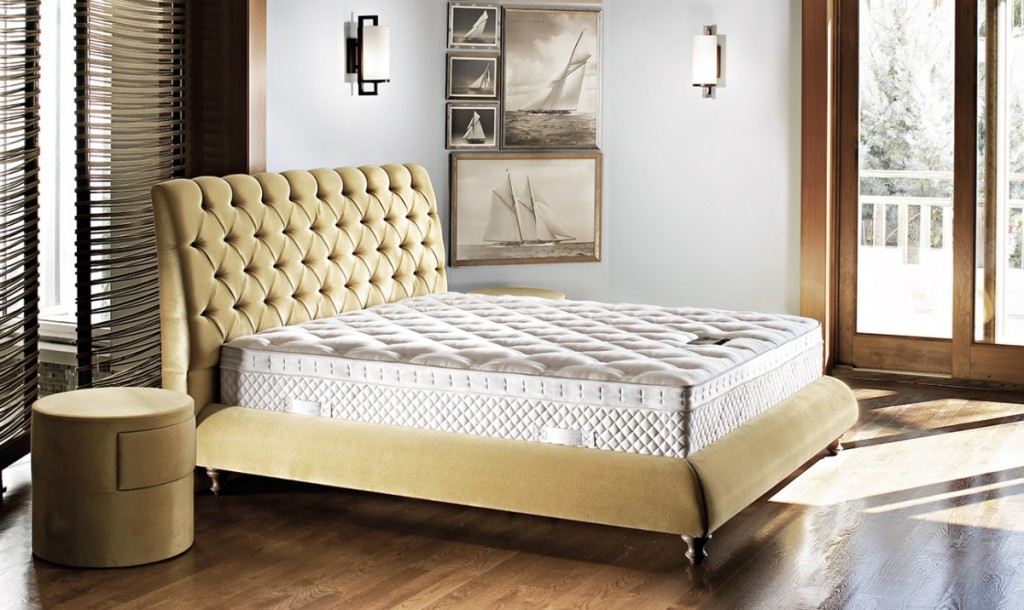 King Koil bed BARONESS