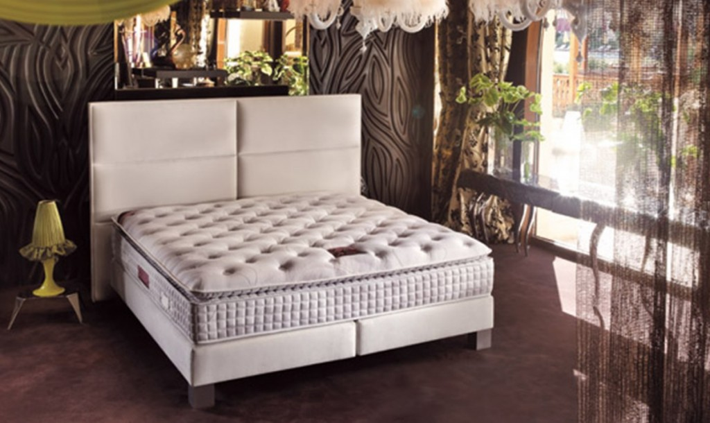 King Koil bed SQUARE