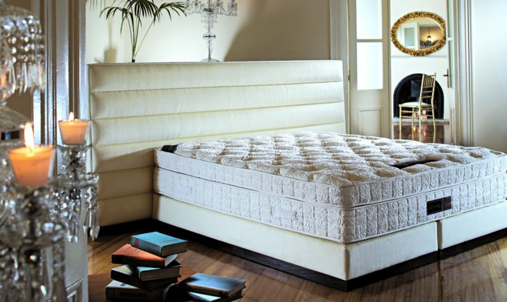 King Koil bed CASALETTO