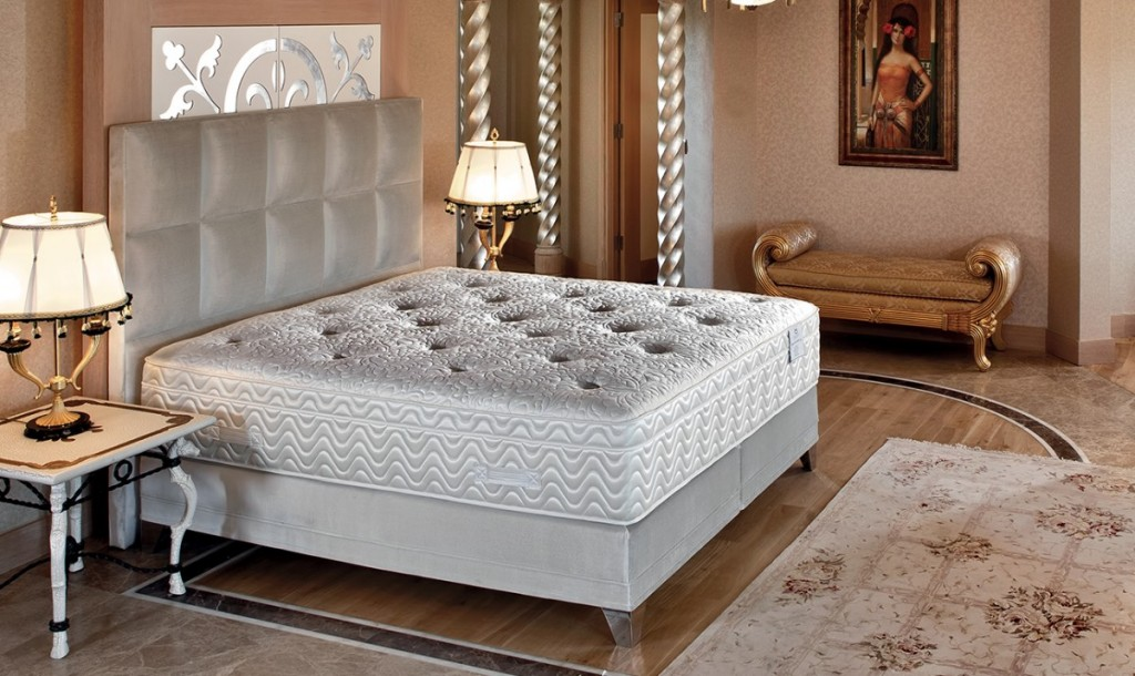 King Koil bed MAGNUM
